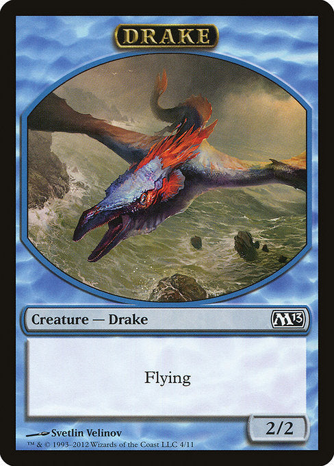 Drake [Magic 2013 Tokens] | Game Theory