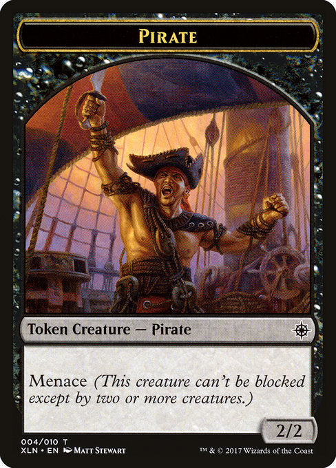 Pirate [Ixalan Tokens] | Game Theory
