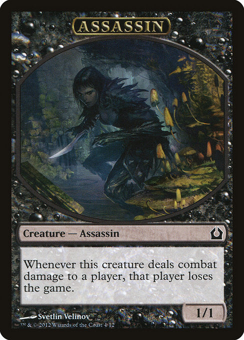 Assassin [Return to Ravnica Tokens] | Game Theory