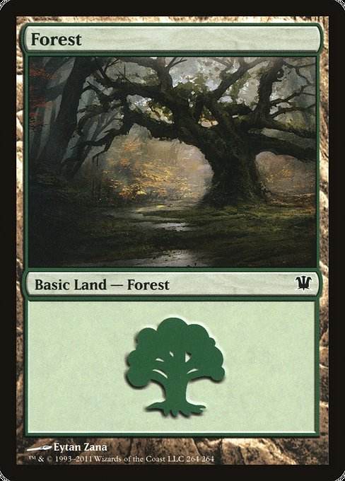 Forest (264) [Innistrad] | Game Theory