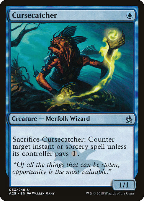 Cursecatcher [Masters 25] | Game Theory