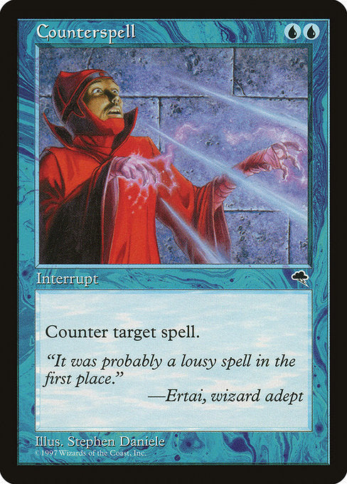 Counterspell [Tempest] | Game Theory