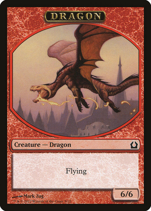 Dragon [Return to Ravnica Tokens] | Game Theory