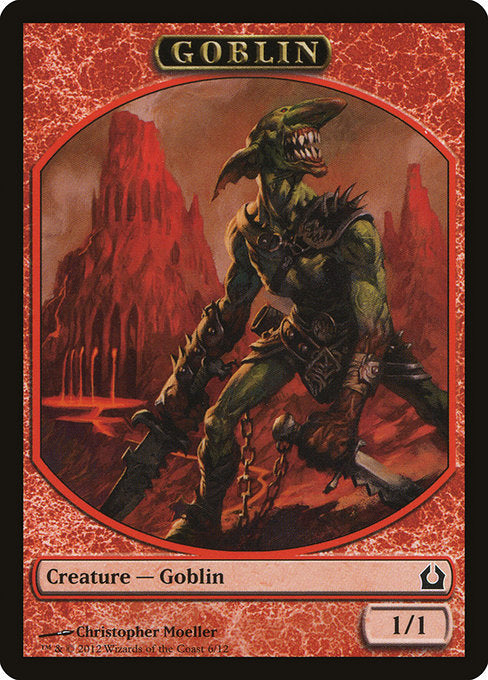 Goblin [Return to Ravnica Tokens] | Game Theory
