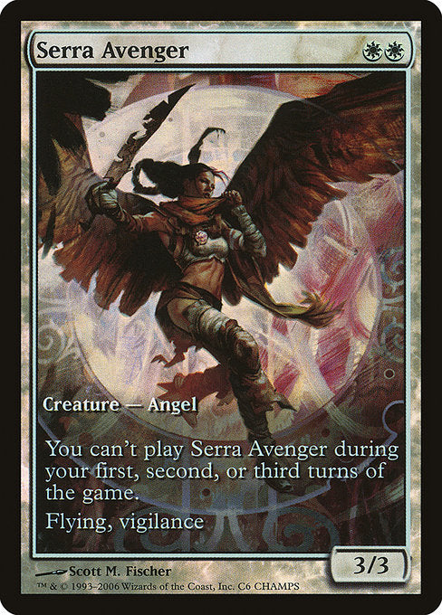 Serra Avenger [Champs and States] | Game Theory