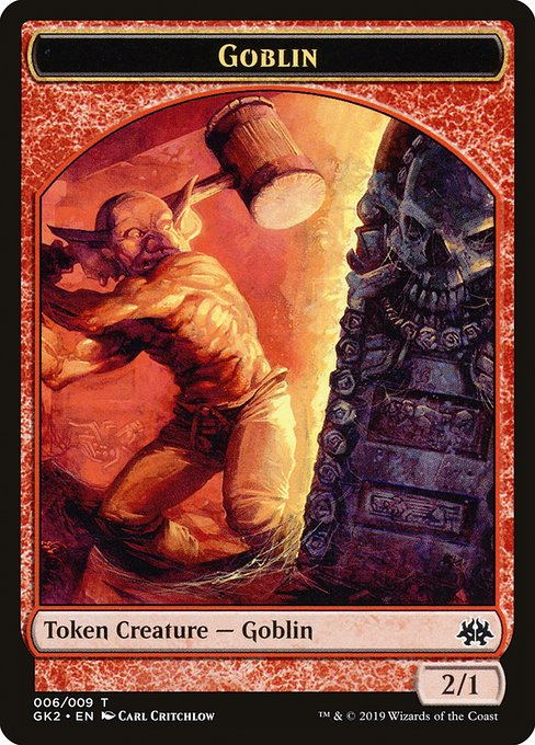 Goblin [RNA Guild Kit Tokens] | Game Theory