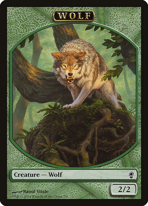 Wolf [Conspiracy Tokens] | Game Theory