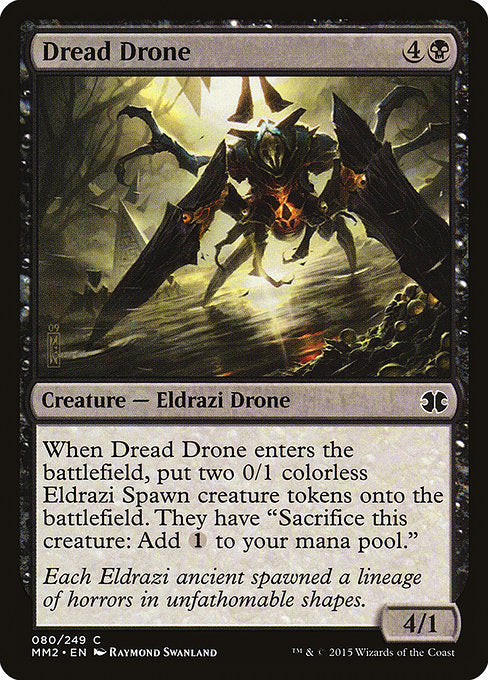 Dread Drone [Modern Masters 2015] | Game Theory