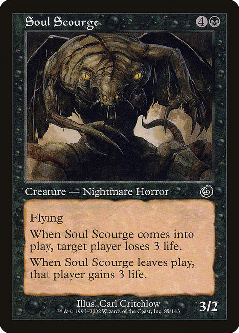 Soul Scourge [Torment] | Game Theory