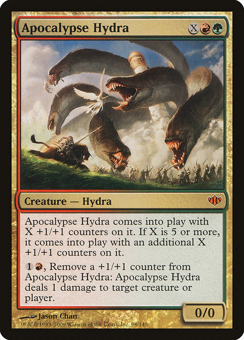 Apocalypse Hydra [Conflux] | Game Theory