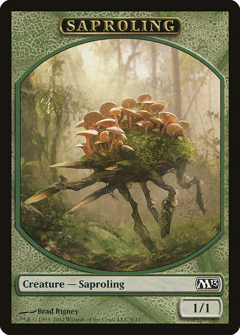 Saproling [Magic 2013 Tokens] | Game Theory