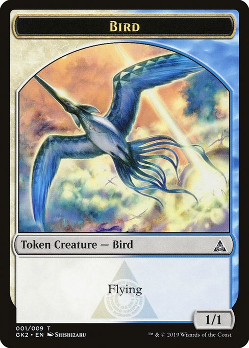 Bird [RNA Guild Kit Tokens] | Game Theory