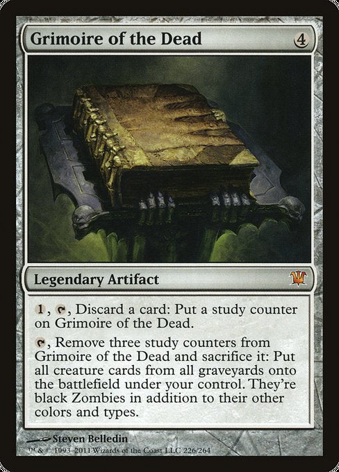 Grimoire of the Dead [Innistrad] | Game Theory