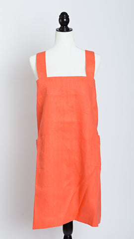 Molly Morris Designs Orange Apron