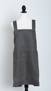 Molly Morris Designs Charcoal Apron