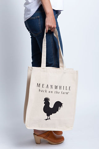 Meanwhile Back on the Farm: Market Tote