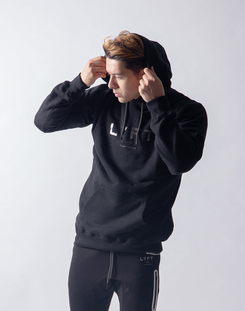 LÝFT Sweat Pullover - Black