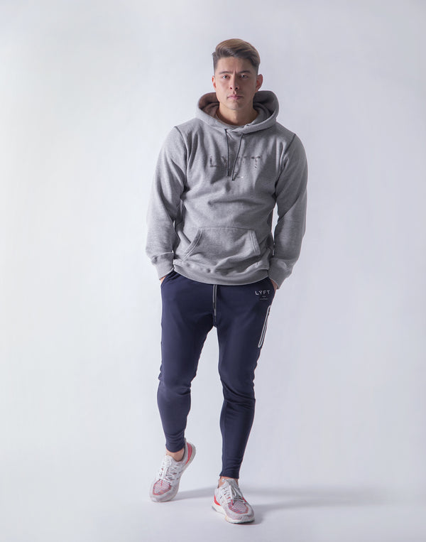 LÝFT Sweat Pullover - Gray