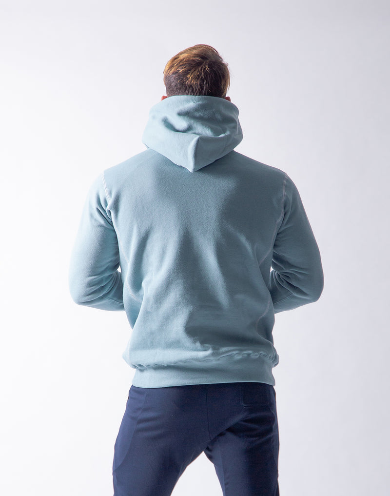 LÝFT Sweat Pullover - Smoky Blue