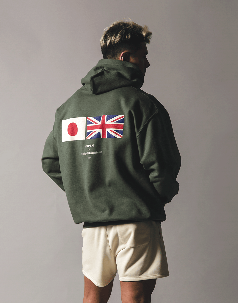 LÝFT Flag Sweat Pullover 2020 - Olive