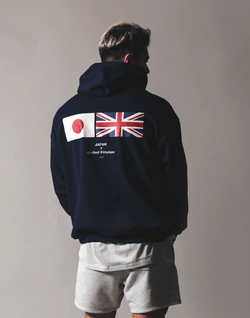 LÝFT Flag Sweat Pullover 2020 - Navy
