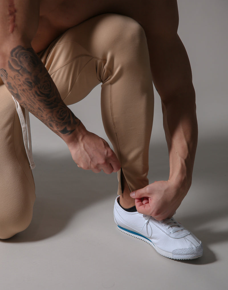 Calf UK x JP 2Way Pants - Beige