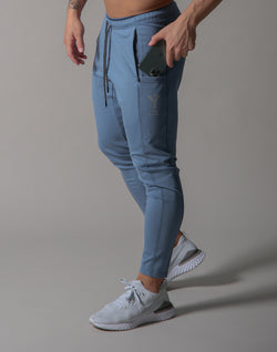 Ý Side Poket UTILITY PANTS - L.Blue