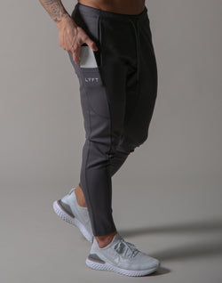 Ý Side Poket UTILITY PANTS - D-Grey