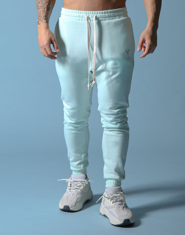 Sweat Pants Born to LYFT - Mint green