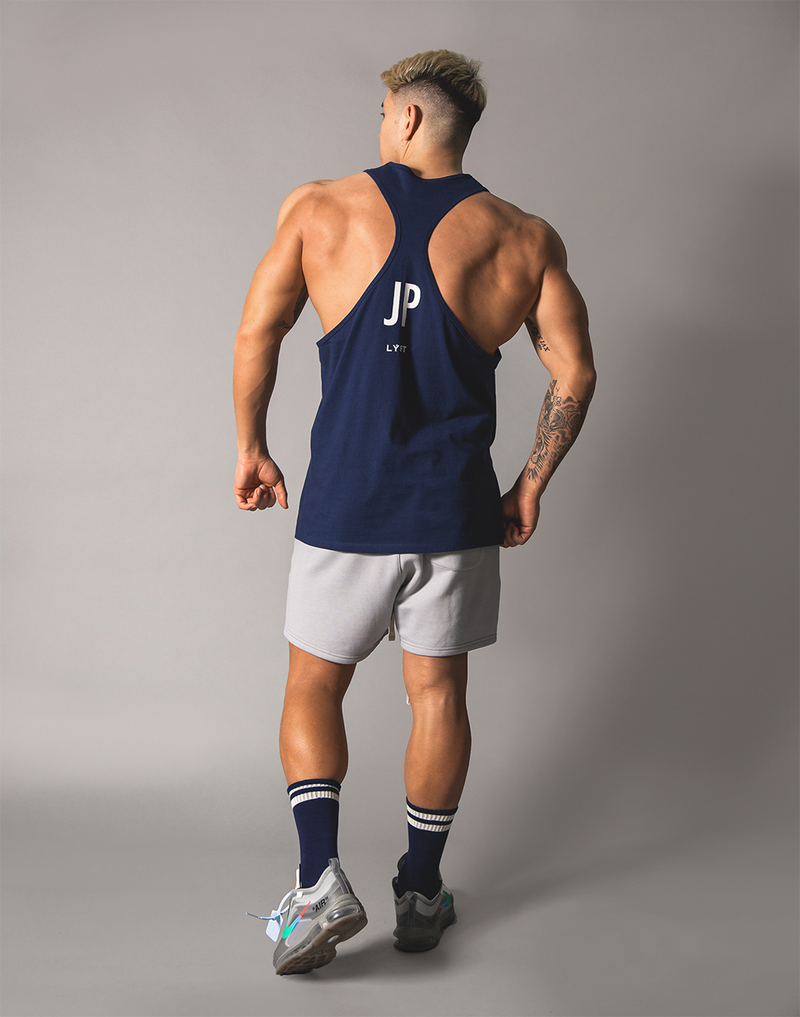 UK x JP Training Tanktop - Navy