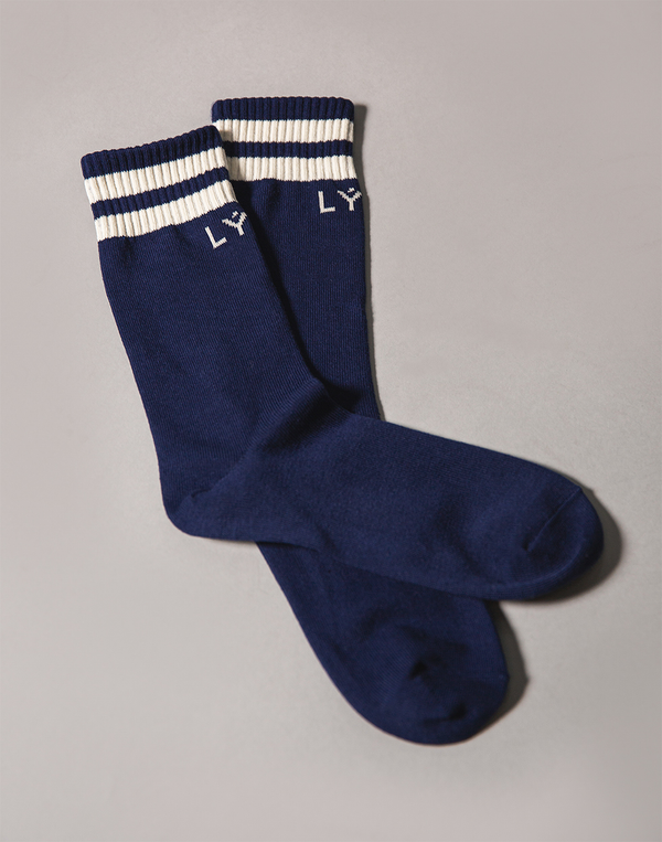 LÝFT Socks 02 - Navy