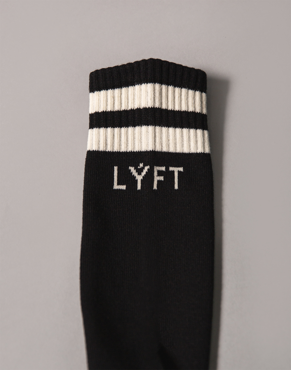 LÝFT Socks 02 - Black