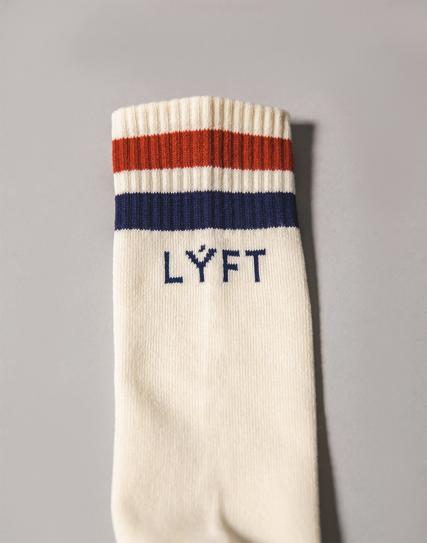 LÝFT Socks 02 - off white