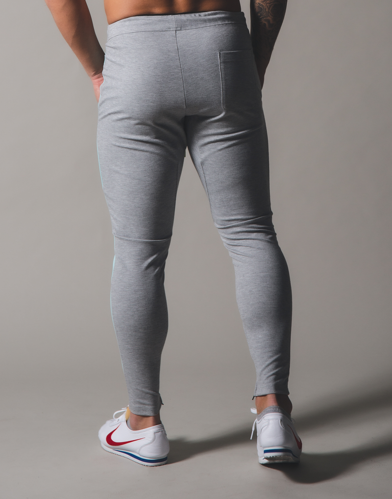 BORN TO LÝFT One Line Pants - Grey