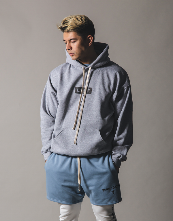 LÝFT Flag Sweat Pullover 2020 - Grey