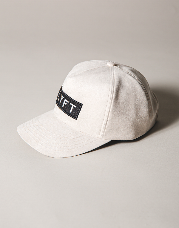 Box logo Cap - White