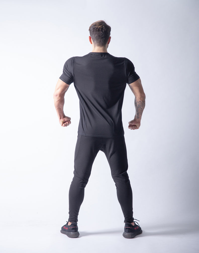 LÝFT Standard Fit T-Shirt - Black