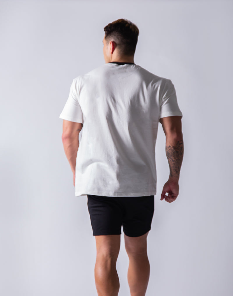 Box Big T-Shirt - White