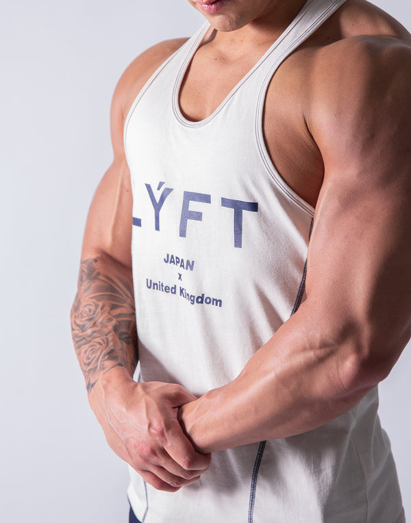 Basic Fit Tanktop - White