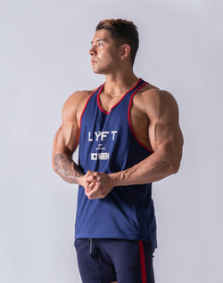 JPxUK Training Tanktop - Navy