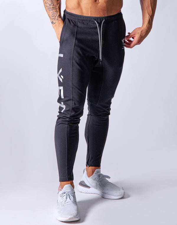 Side LÝFT Logo Pants - Black