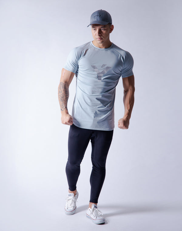 Ý Slim Fit T-Shirt - Blue