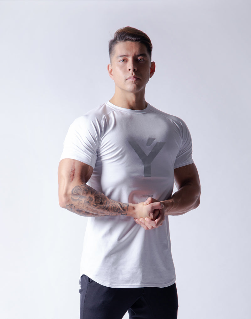 Ý Slim Fit T-Shirt - White