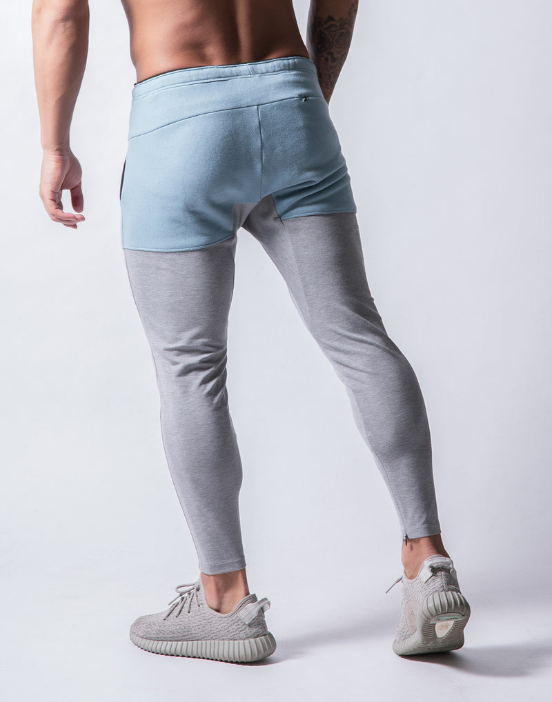 LÝFT 2Way combination Pants - Smoky Blue