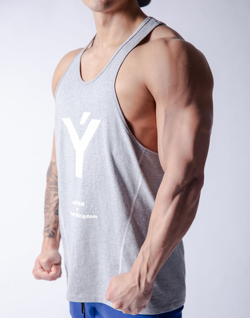 Ý Training Tanktop - Grey