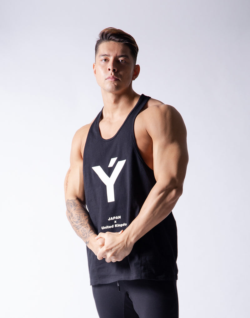 Ý Training Tanktop - Black