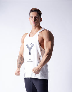 Ý Training Tanktop - White