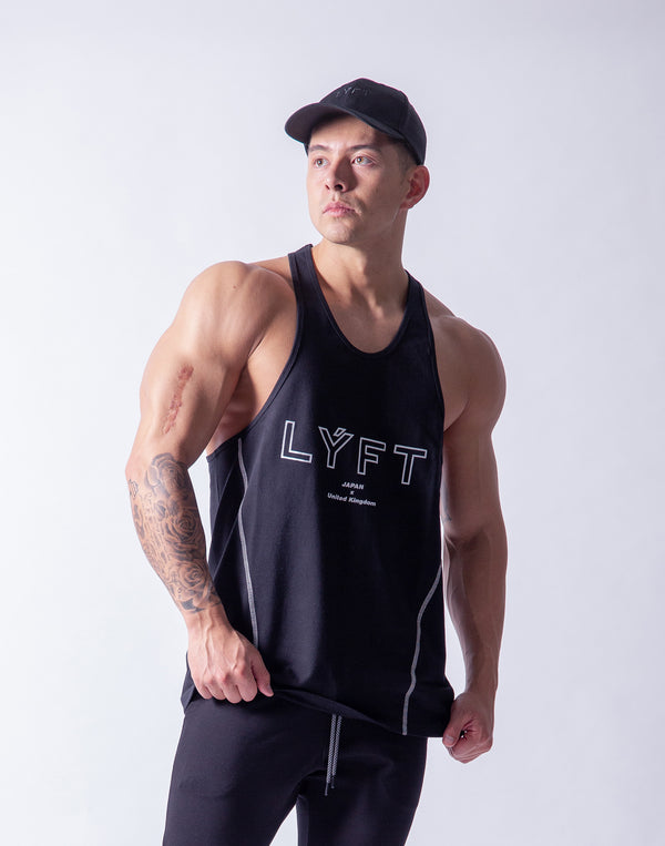 LÝFT Training Tanktop 2 - Black