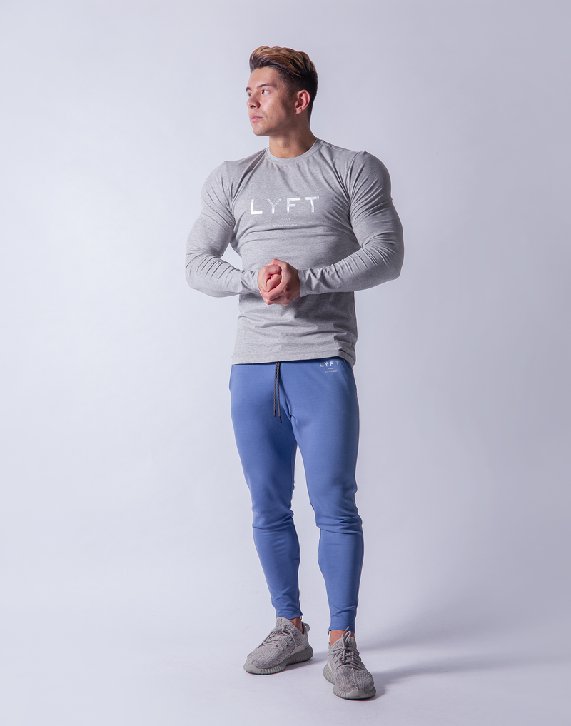 LÝFT Fit Long Sleeve - Grey