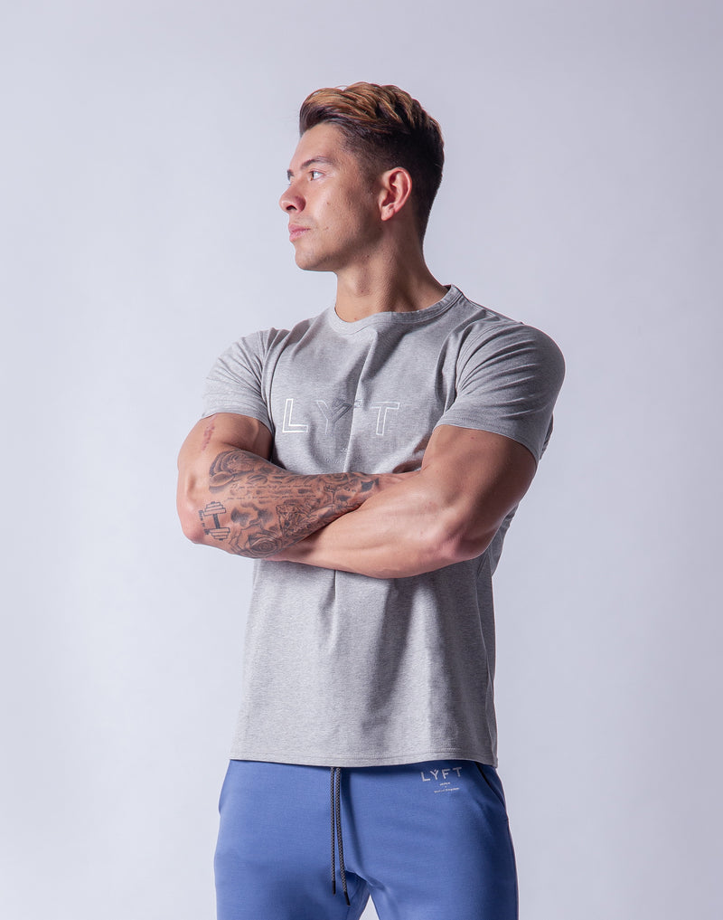 LÝFT Standard Fit T-Shirt 2 - Grey